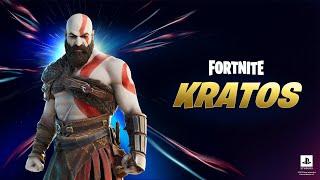 Trailer d'annuncio Kratos
