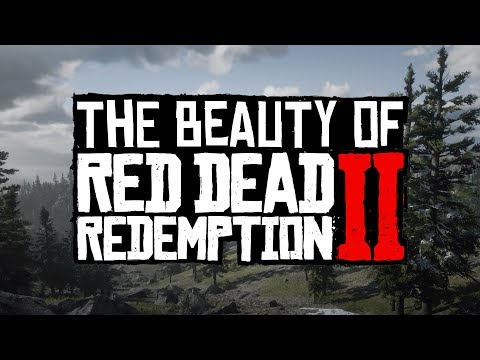 The Beauty of Red Dead Redemption 2 [4K]