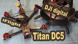 IFlight Titan DC5 6S DJI Digital FPV System