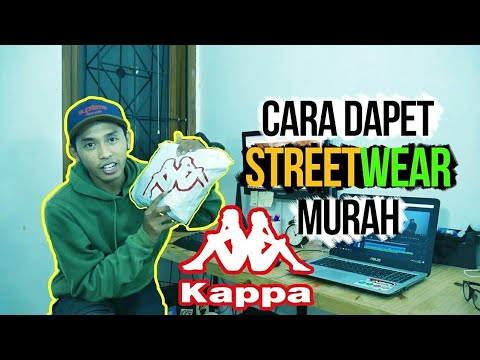 CARA DAPET STREETWEAR MURAH – REVIEW TRACKSUITS KAPPA