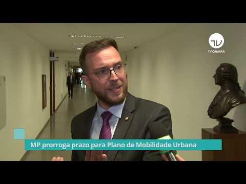 MP prorroga prazo para Plano de Mobilidade Urbana - 12/03/20