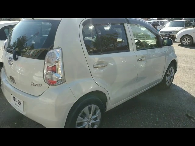 Toyota Passo X 2013 for Sale in Islamabad