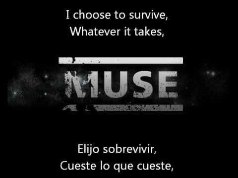 MUSE Survival Lyrics English/Español