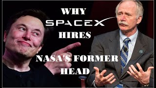 SpaceX Crew Dragon Update || Why Musk Hires NASA's Former Head of Human Spaceflight in Surprise Move