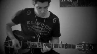 Angels and Airwaves - Anxiety (Guitar Cover)