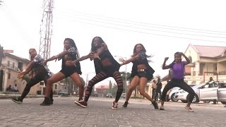 Wizkid- In My Bed Dance Video | Sherrie Silver | Lagos