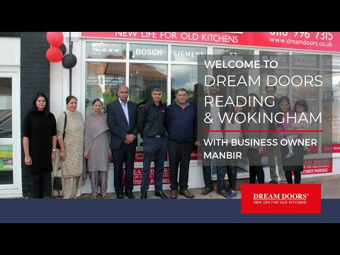 Reading Kitchen Showroom (Wokingham & Bracknell) video
