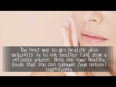 5 Healthy Foods For Your Skin | Nutrition Pass