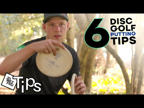 6 EASY Putting Tips from Simon Lizotte