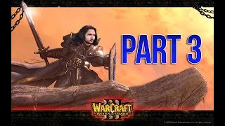 Esfand's 1st Ever Warcraft 3 Playthrough (Part 6) | Esfand's