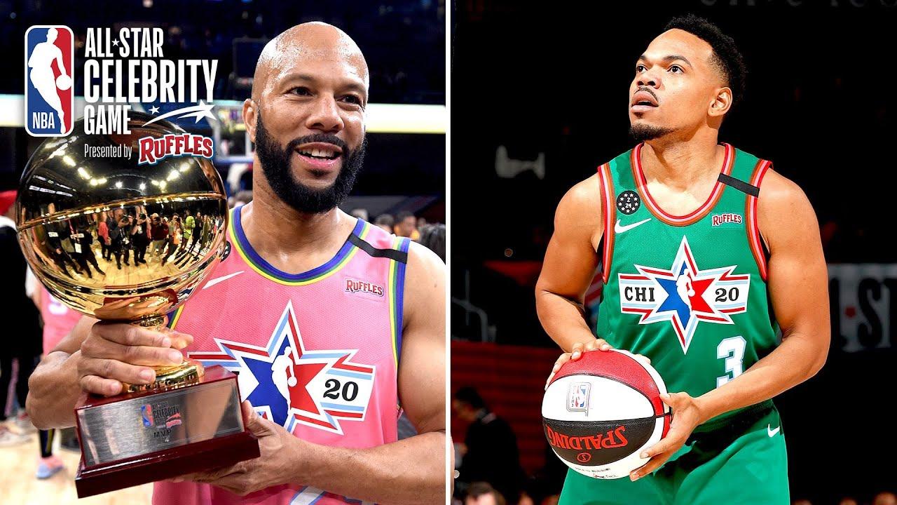 2020 All-Star Celebrity Game [Fri, February 14, 2020] ESPN