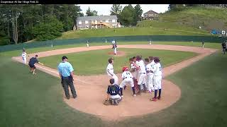 Cooperstown All Star Village Field 33 Live Stream