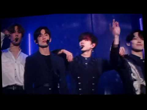 190203 GOT7 - ANGEL + You Are + FLASH UP Fancam