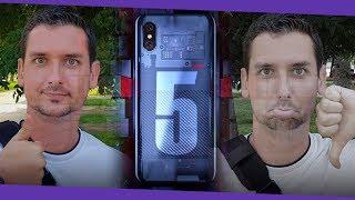 5 cosas que me han gustado y 5 que NO del Xiaomi Mi8