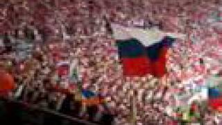 Russia vs. Spain 0:3 - National Anthem of Russia