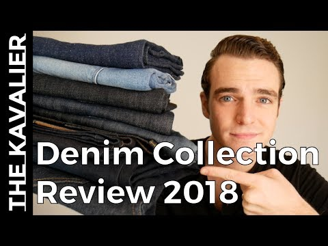 Denim Round-Up – DSTLD, Gustin, Mott & Bow, Levi, Bravestar | 2+ Years Each