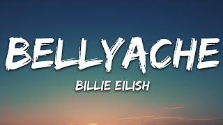 """Video thumbnail of """"Billie Eilish - Bellyache (Lyrics)"""""""