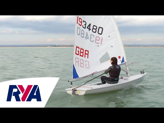 Sail Set Up - Top Tips from Mike Lennon - Lennon Performance Products - Laser
