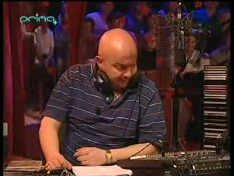 Zdeněk Izer - Moderátor v rádiu