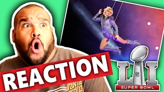 Lady Gaga - Super Bowl 51 Halftime Show [REACTION]