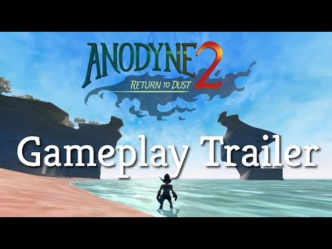 Anodyne 2: Return to Dust - Gameplay Trailer (Available now!) thumbnail