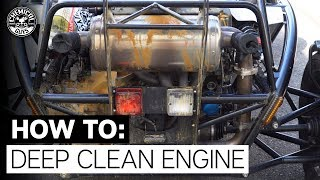 How to Clean Your Engine: Blown Head Gasket!