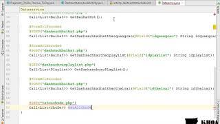Bài 41: Đọc dữ liệu API của tất cả chủ đề
