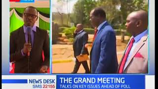 The Grand Meeting: Talks on key issues ahead of poll