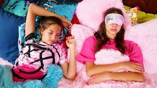 Лучшие подружки меняются местами - смешное видео для детей.