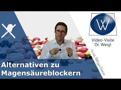 Wichtige Alternativen zu Magensäureblockern: So schützen Sie Ihren Magen & reduzieren die Magensäure (видео)