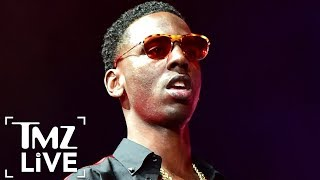 Young Dolph Shot In Hollywood | TMZ Live