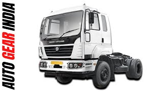 New Leyland  4019 tt Truck Review// Specs By #autogearindia