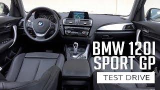 Test Drive - BMW Série 1 120i Sport GP