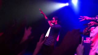 "Ab Soul ""W.R.O.H"" live These Days Tour"