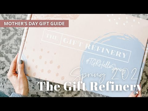 Mother's Day Gift Guide 2021: The Gift Refinery
