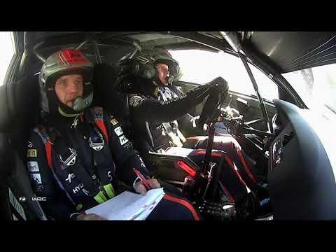 WRC 2021 ラリー・ギリシャ 金曜日ハイライト動画(1/2)