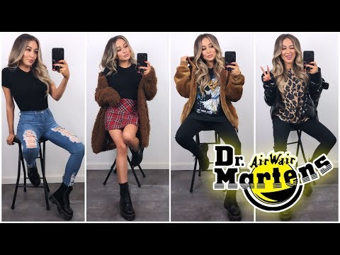 How to Style Dr Martens | YesHipolito