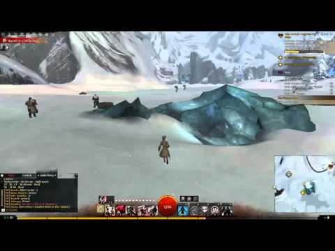 Guild Wars 2 - Lostvyrm Cave Hero Point (Wayfarer Foothills) Mp3