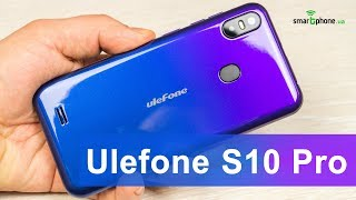 Смартфон Ulefone S10 Pro 2/16GB Gold от компании Cthp - видео 2