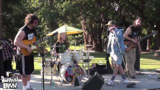 Downtown Brown - Intro by Mike Saunders (Angry Samoans) Punk Rock Picnic 2011
