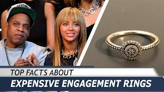 Unbelievable   Most Expensive Celebrity Engagement Rings