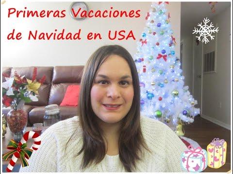 Primeras Navidades en USA. Ponemos el árbol/Thanksgiving/ Post Black Friday