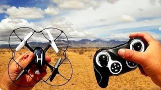 test drone jouet