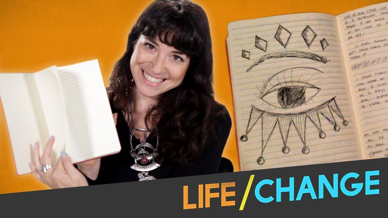 30 Days Of Journaling • LIFE/CHANGE thumbnail