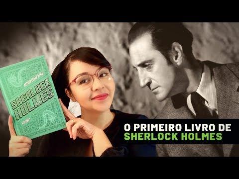 UM ESTUDO EM VERMELHO | Curiosidades sobre o primeiro livro de Sherlock Holmes