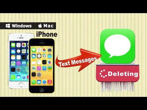 How to Erase Deleted Messages / iMessage from iPhone 6 Plus/6/5S/5C/5/4S/4/3GS Without Restore?