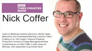 RENT Cast on BBC Three Counties Radio