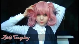 Twintail wig tutorial (without cut) - Karuta roromiya - Biki cosplay