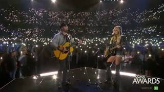 2019 CCMA Awards Performance   Meghan Patrick And Mitchell Tenpenny  WILD AS ME