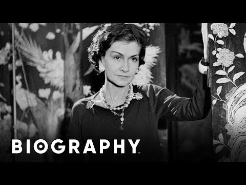 Coco Chanel - French Fashion Designer & Businesswoman | Mini Bio | BIO